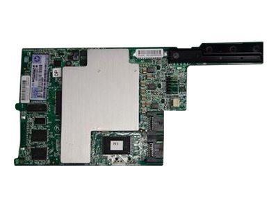 HPE Smart Array P410i/1G FBWC Controller - Speichercontroller (RAID) - 8 Sender/Kanal - SATA 3Gb/s / SAS 6Gb/s Low-Profile - 6 G