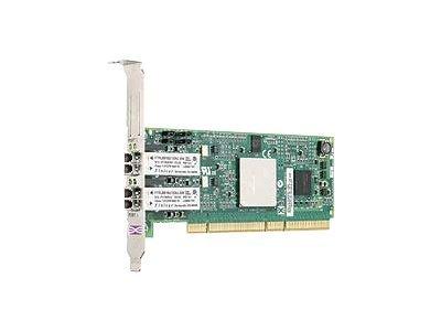 Emulex LightPulse LP10000DC-E - Hostbus-Adapter - PCI-X - Fibre Channel x 2