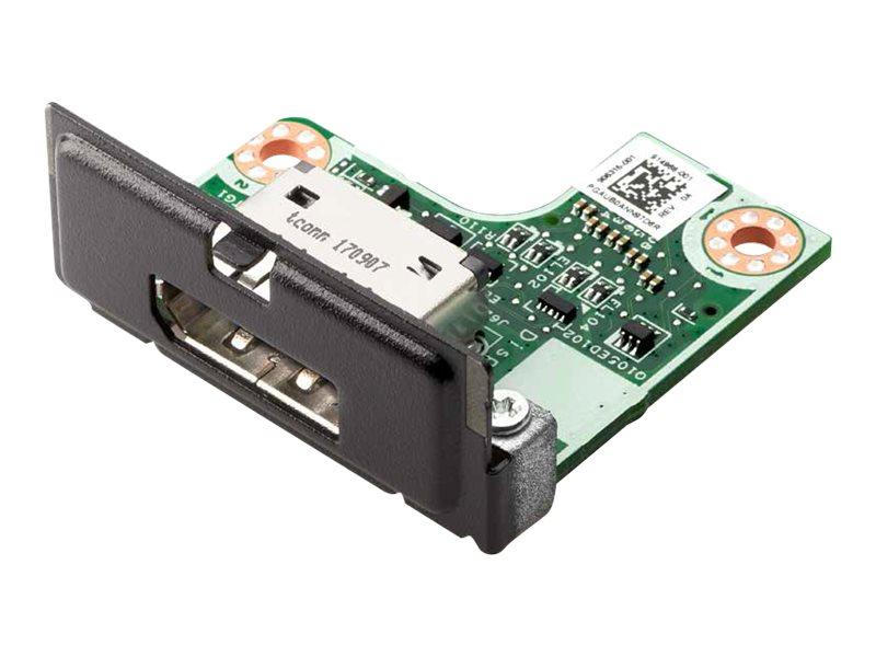 HP Flex IO Card - DisplayPort-Anschluss - für EliteDesk 705 G5, 800 G5; ProDesk 400 G6, 40X G4, 600 G5; Workstation Z1 G5, Z2, Z
