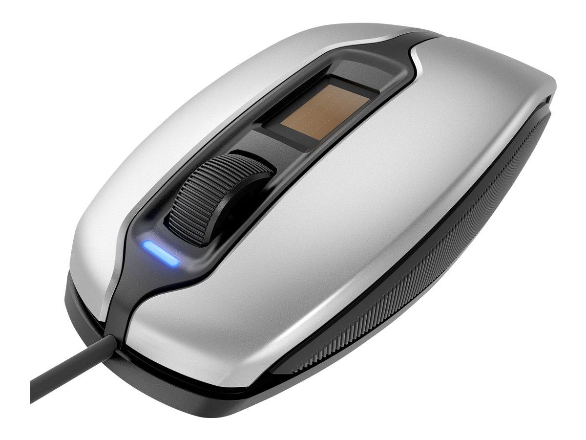 CHERRY MC4900 - Maus - rechts- und linkshändig - optisch - 3 Tasten - kabelgebunden