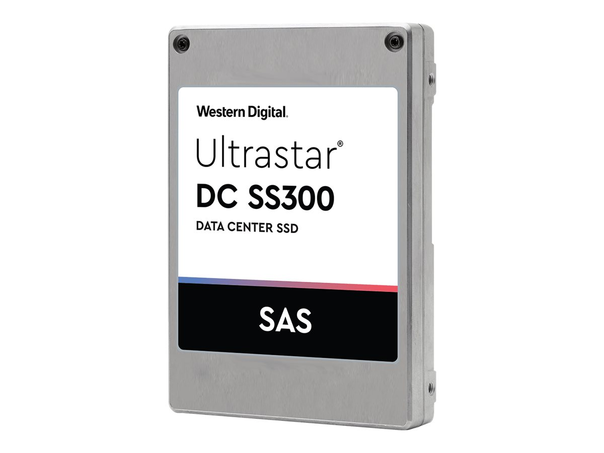 WD Ultrastar SS300 HUSTR7638ASS200 - Solid-State-Disk - 3.86 TB - intern - 2.5