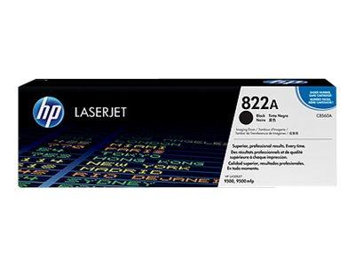 HP 822A - Schwarz - Trommel-Kit - für Color LaserJet 9500gp, 9500hdn, 9500mfp, 9500n