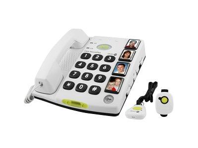 DORO Secure 347 - Telefon mit Schnur