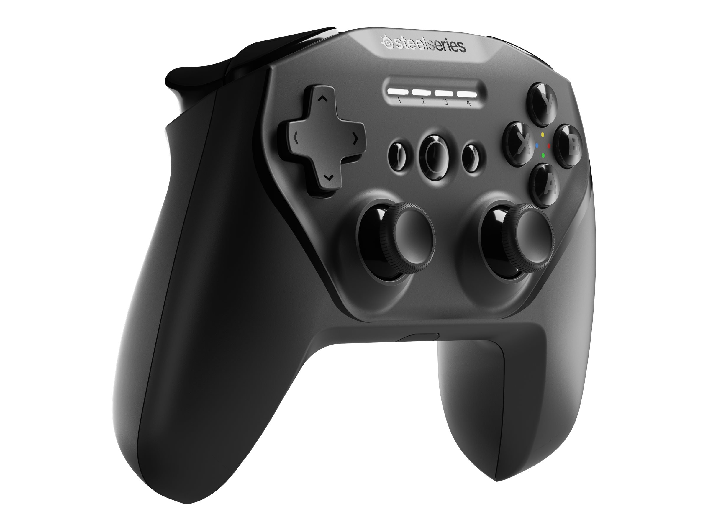 SteelSeries Stratus Duo - Game Pad - kabellos - 2.4 GHz/Bluetooth