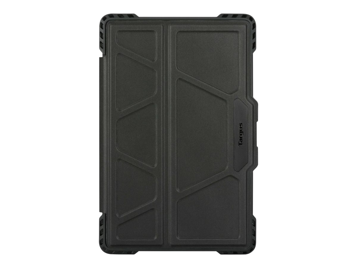 Targus Pro-Tek - Flip-Hülle für Tablet - Polyurethan - Schwarz - 10.4