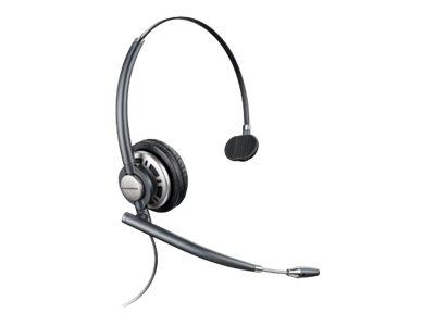 Plantronics EncorePro DW291N - Headset - On-Ear - kabelgebunden - Quick Disconnect