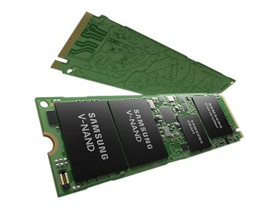Samsung PM981 MZVLB512HBJQ - Solid-State-Disk - 512 GB - intern - M.2 - PCI Express 3.0 x4 (NVMe)