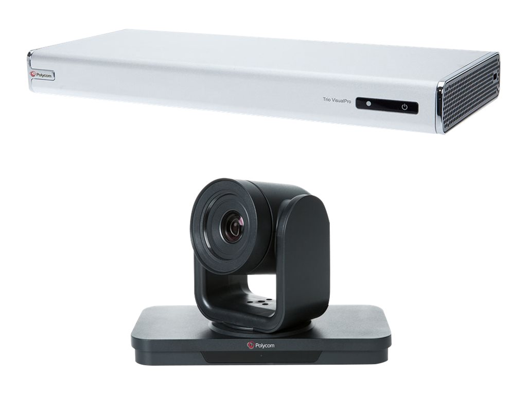 Polycom Trio VisualPro - Kit für Videokonferenzen - mit EagleEye IV-4x camera