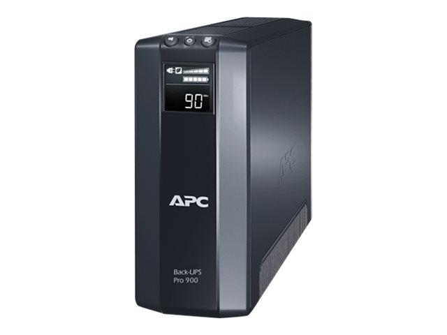 APC Back-UPS Pro 900 - USV - Wechselstrom 230 V - 540 Watt - 900 VA - Ausgangsanschlüsse: 8