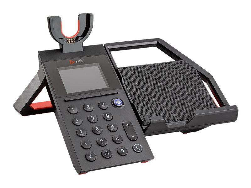 Poly Elara 60 WS - Ohne Headset - 60 Series - Freisprechsystem - Bluetooth - kabellos