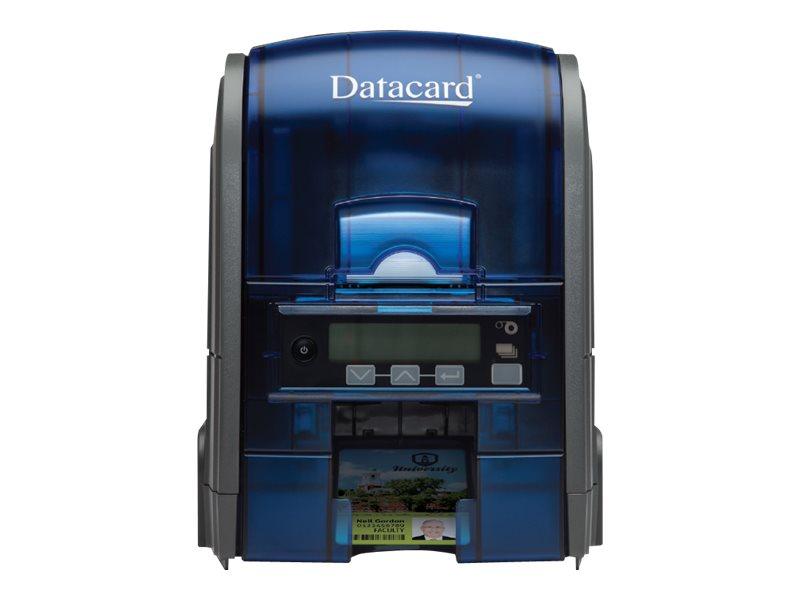 Datacard SD160 - Plastikkartendrucker - Farbe - Thermosublimation/thermisches Harz - CR-80 Card (85.6 x 54 mm) - bis zu 500 Kart