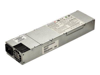 Supermicro PWS-563-1H - Stromversorgung ( intern ) - 80 PLUS Gold - Wechselstrom 100-240 V - 560 Watt - PFC