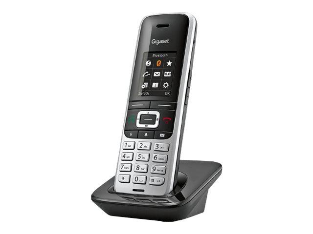 Gigaset S850HX - Schnurloses Erweiterungshandgerät - Bluetooth-Schnittstelle mit Rufnummernanzeige/Anklopffunktion - DECT\GAP -