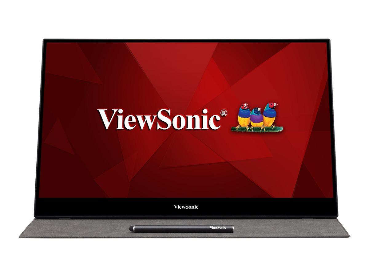 ViewSonic TD1655 - LED-Monitor - 39.6 cm (15.6