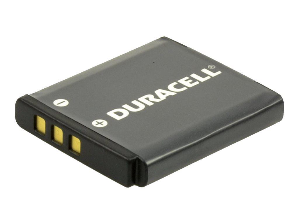 Duracell - Kamerabatterie - Li-Ion - 770 mAh - für Kodak Zi8 Pocket; EASYSHARE M1033, M1093 IS, V1073, V1233, V1253, V1273
