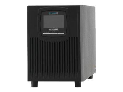 Online USV XANTO 1000 - USV - Wechselstrom 230 V - 1000 Watt - 1000 VA 9 Ah - RS-232, USB