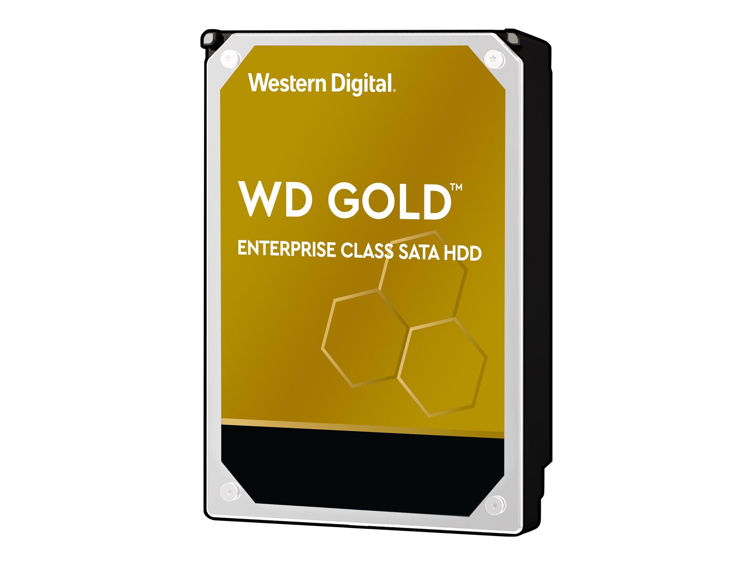WD Gold DC HA750 Enterprise Class SATA HDD WD141KRYZ - Festplatte - 14 TB - intern - 3.5