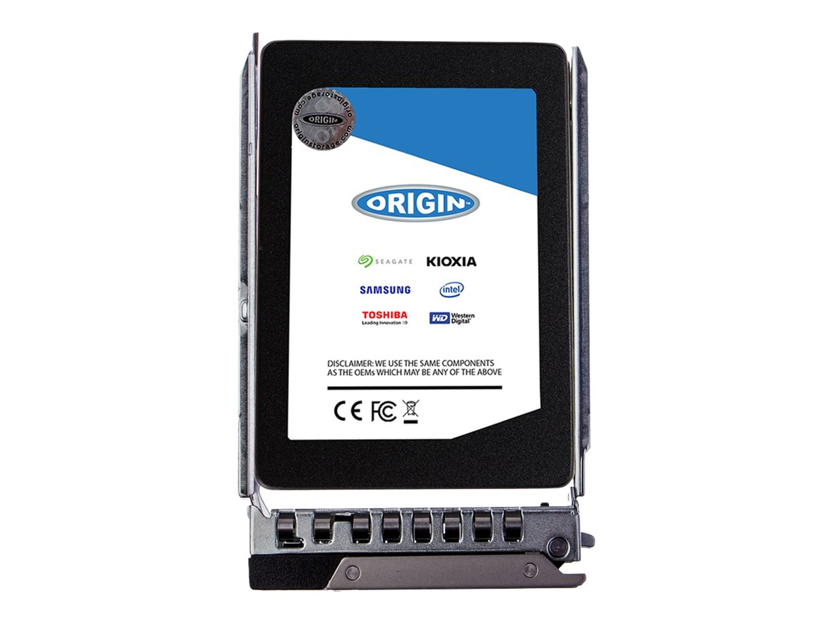 Origin Storage - Solid-State-Disk - 7.68 TB - Hot-Swap - 2.5