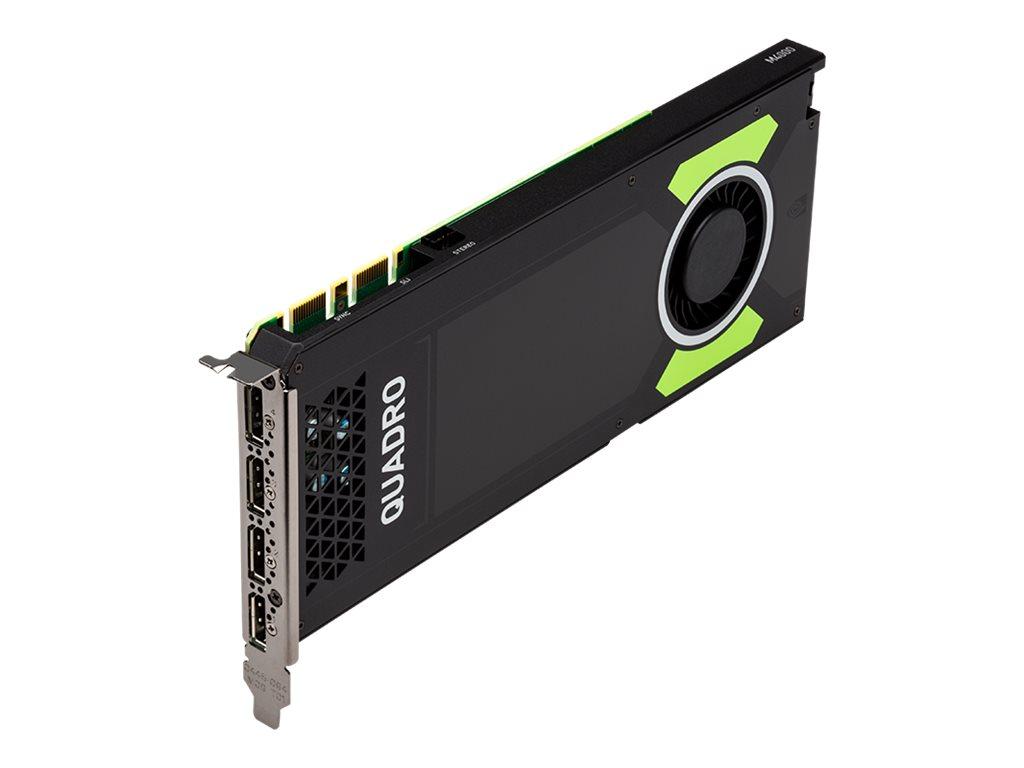 NVIDIA Quadro M4000 - Grafikkarten - Quadro M4000 - 8 GB GDDR5 - PCIe 3.0 x16 - 4 x DisplayPort