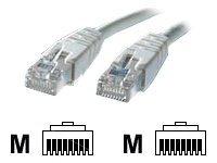 Roline - Crossover-Kabel - RJ-45 (M) bis RJ-45 (M) - 3 m - UTP - CAT 5e