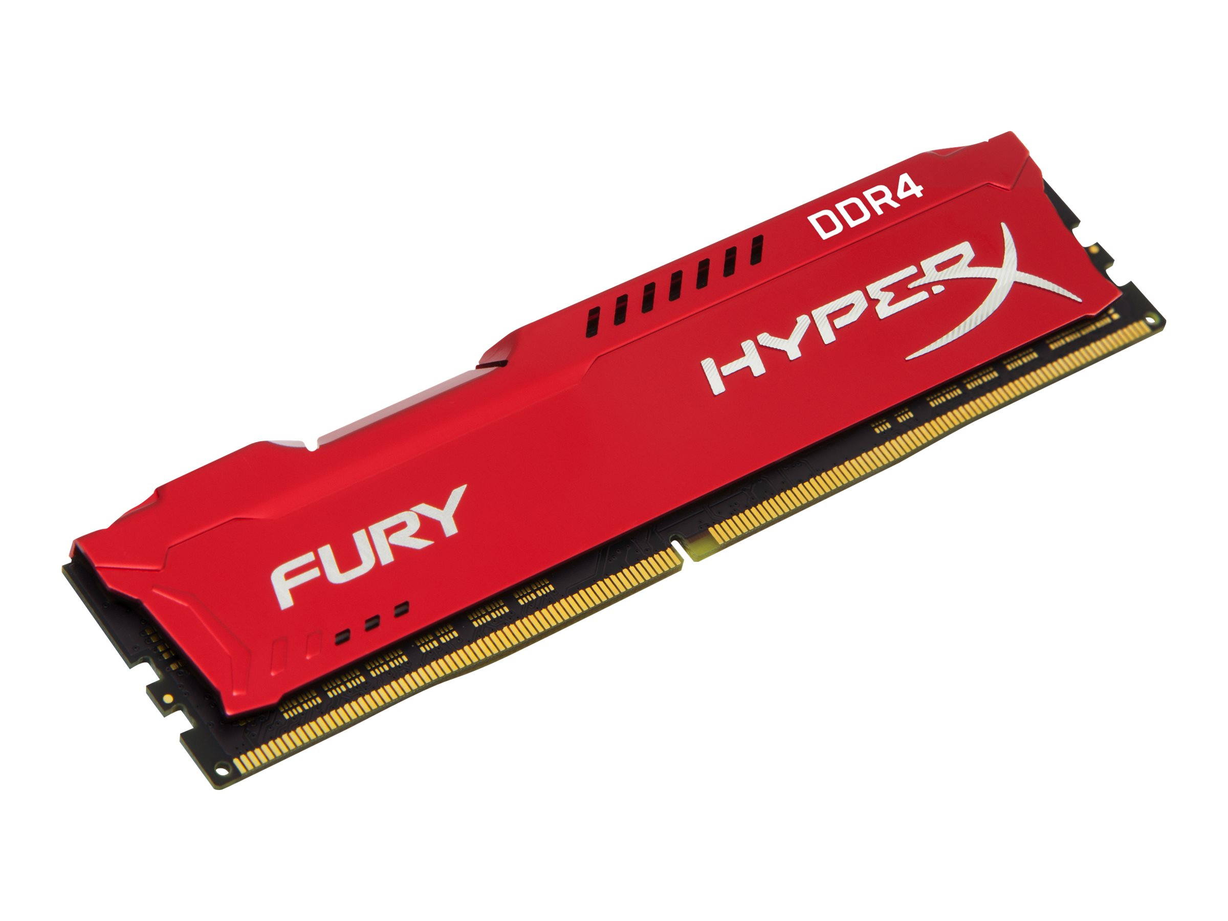HyperX FURY - DDR4 - 16 GB - DIMM 288-PIN - 3466 MHz / PC4-27700 - CL19