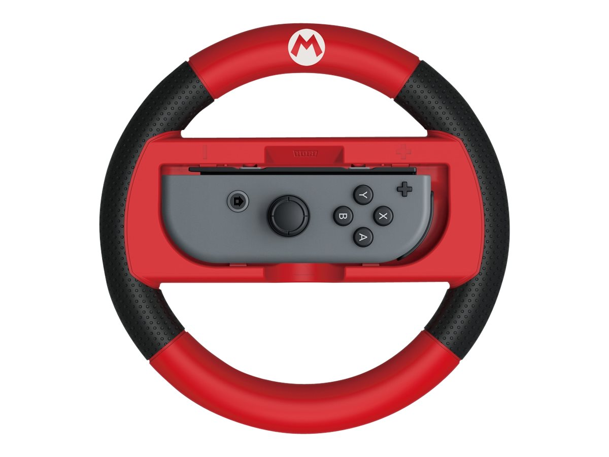 HORI Mario Kart 8 Deluxe Racing Wheel (Mario) - Lenkrad - für Nintendo Switch