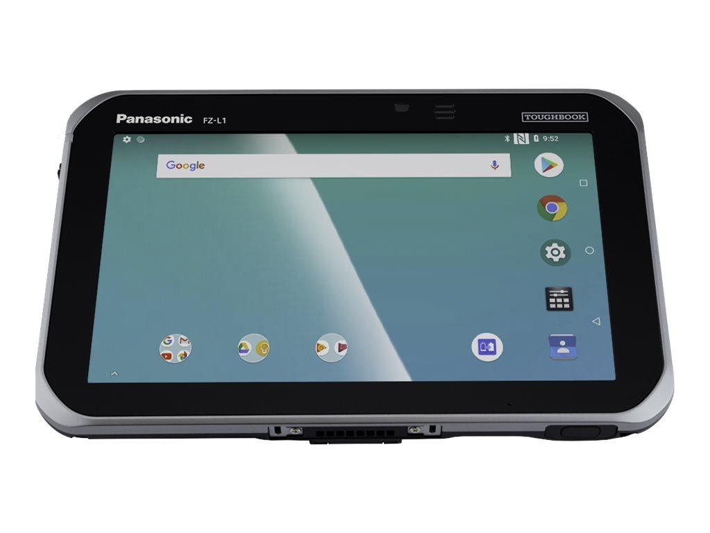 Panasonic TOUGHBOOK FZ-L1 - Tablet - robust - Android 8.1 (Oreo) - 16 GB eMMC - 17.8 cm (7