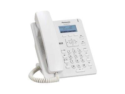 Panasonic KX-HDV130 - VoIP-Telefon - SIP, SRTP - 2 Leitungen - weiss