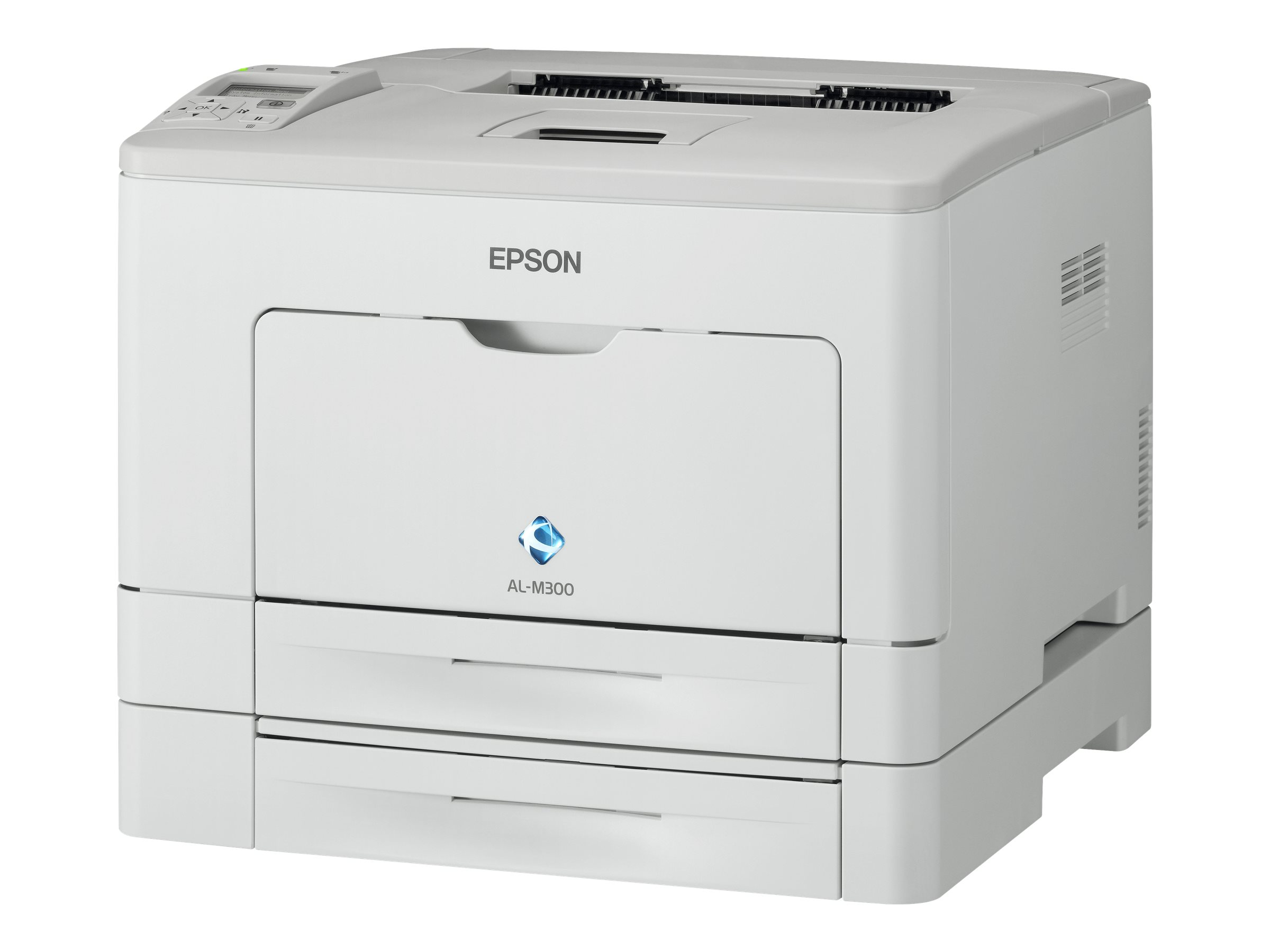 Epson WorkForce AL-M300DT - Drucker - monochrom - Duplex - Laser - A4/Legal