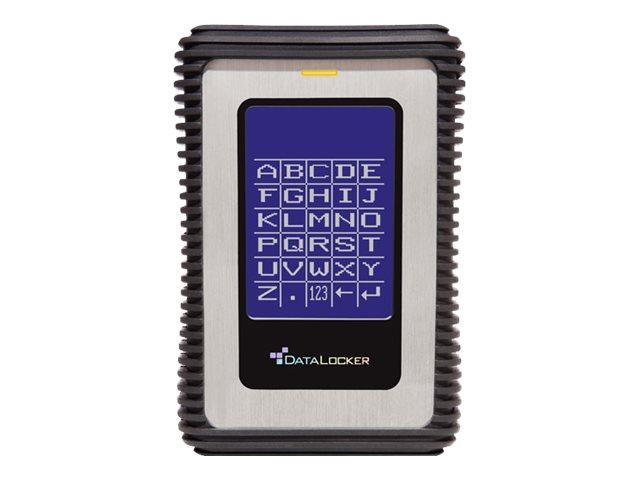 DataLocker DL3 - Solid-State-Disk - verschlüsselt - 960 GB - extern (tragbar) - USB 3.0
