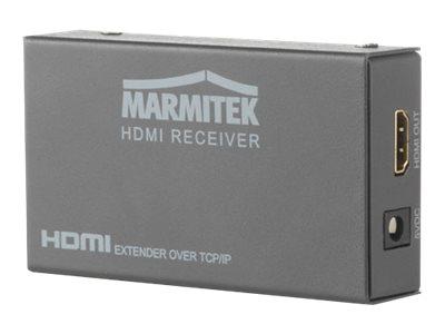 Marmitek MegaView 90 (receiver) - Erweiterung für Video/Audio - HDMI - bis zu 120 m - für Marmitek MegaView 90