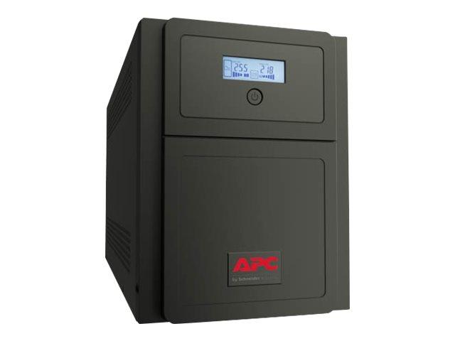 APC Easy-UPS SMV SMV3000CAI - USV - Wechselstrom 220/230/240 V - 2100 Watt - 3000 VA - 4 x 9 Ah