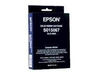 Epson - 1 - Schwarz, Gelb, Cyan, Magenta - Textilband - für DLQ 3000, 3000+