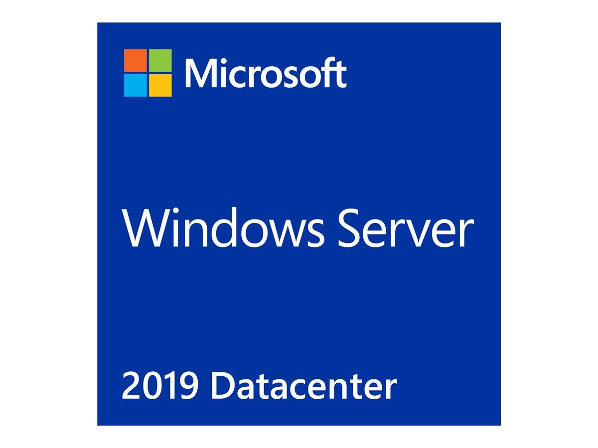 Microsoft Windows Server 2019 Datacenter - Lizenz - 16 Kerne - OEM - DVD - 64-bit
