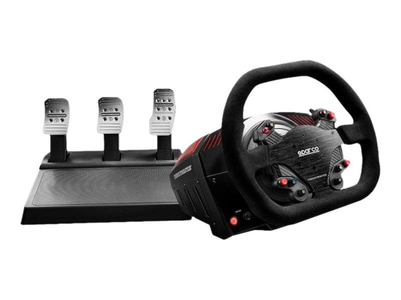 ThrustMaster TS-XW Racer Sparco P310 Competition Mod - Lenkrad- und Pedale-Set - kabelgebunden - für PC, Microsoft Xbox One