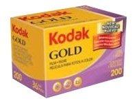 Kodak Gold 200 - Farbnegativfilm - 135 (35 mm) - ISO 200 - 36 Belichtungen