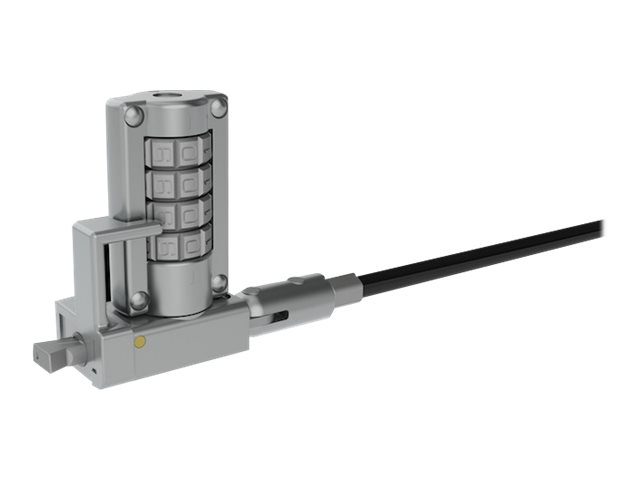 Compulocks Wedge Low Profile Cable Lock - Sicherheitskabelschloss - 1.83 m