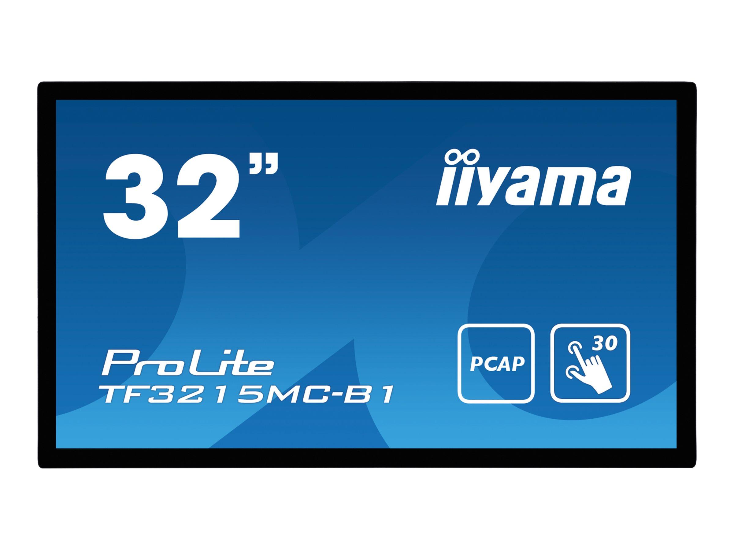 iiyama ProLite TF3215MC-B1 - LED-Monitor - 81.3 cm (32