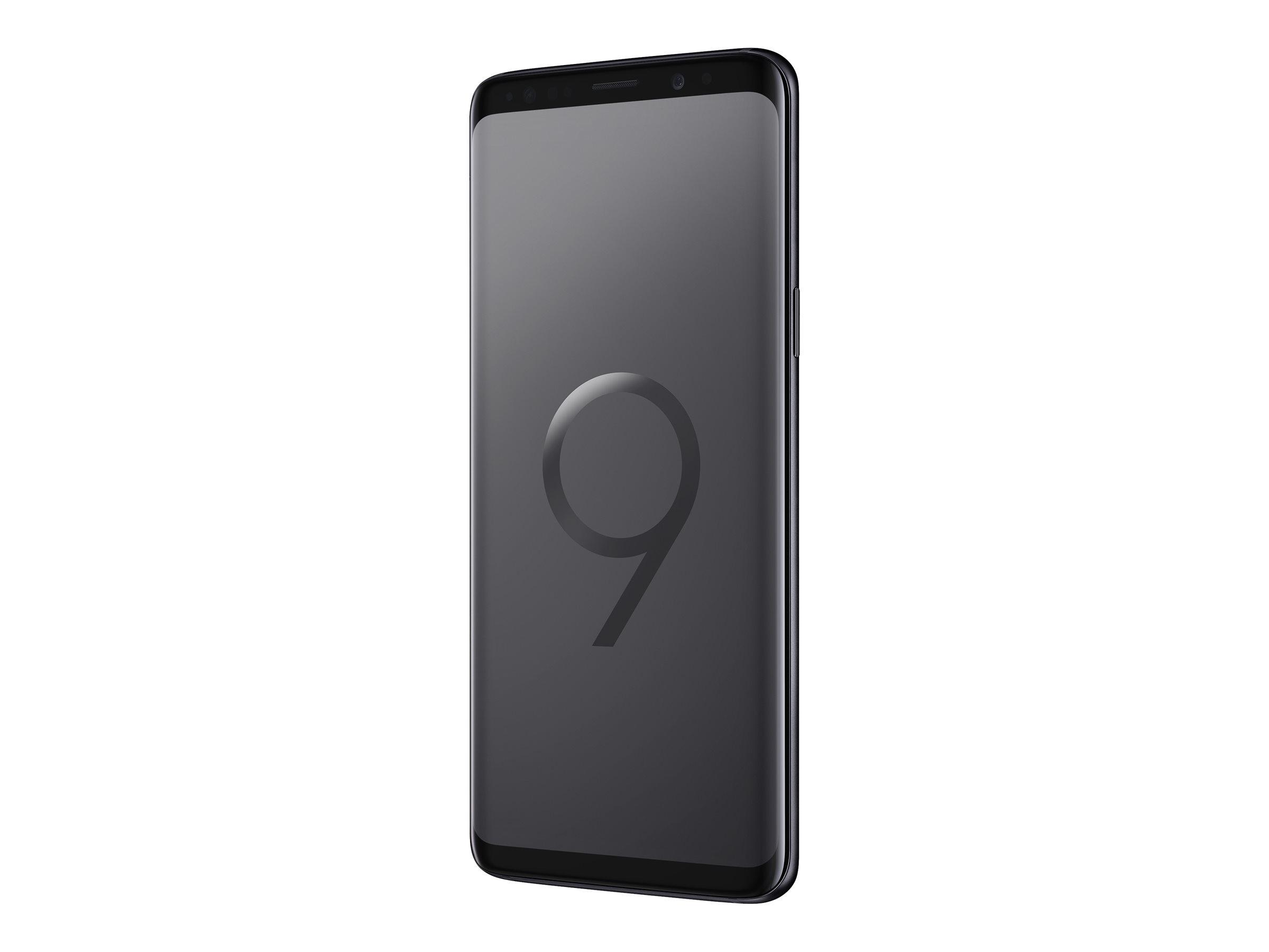 Samsung Galaxy S9 - SM-G960F/DS - Smartphone - Dual-SIM - 4G LTE - 64 GB