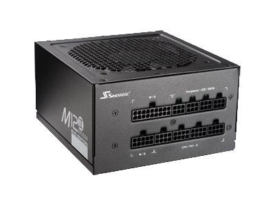 Seasonic M12II-620 Bronze Evo Edition - Stromversorgung (intern) - ATX12V / EPS12V - 80 PLUS Bronze - Wechselstrom 100-240 V - 6