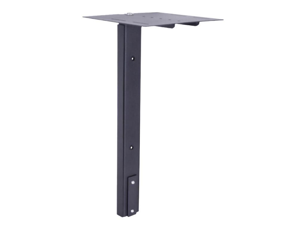 HAGOR - Montagekomponente (anpassbare Halterung) für Videokonferenz-Kamera - Schwarz