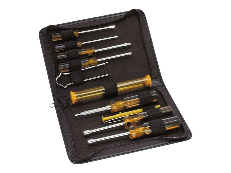 Lindy Compact Service Kit - Werkzeug-Kit für die Computerwartung