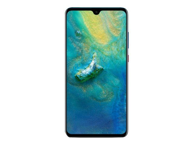 Huawei Mate 20 - Smartphone - Dual-SIM - 4G LTE - 128 GB - microSDXC slot