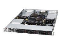 Supermicro A+ Server 1122GG-TF - Server - Rack-Montage - 1U - zweiweg - RAM 0 MB