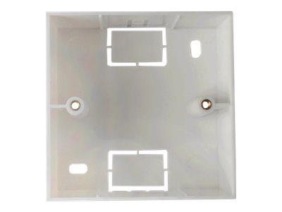 VALUE A/V Modules - Gehäuse - weiss (Packung mit 5)