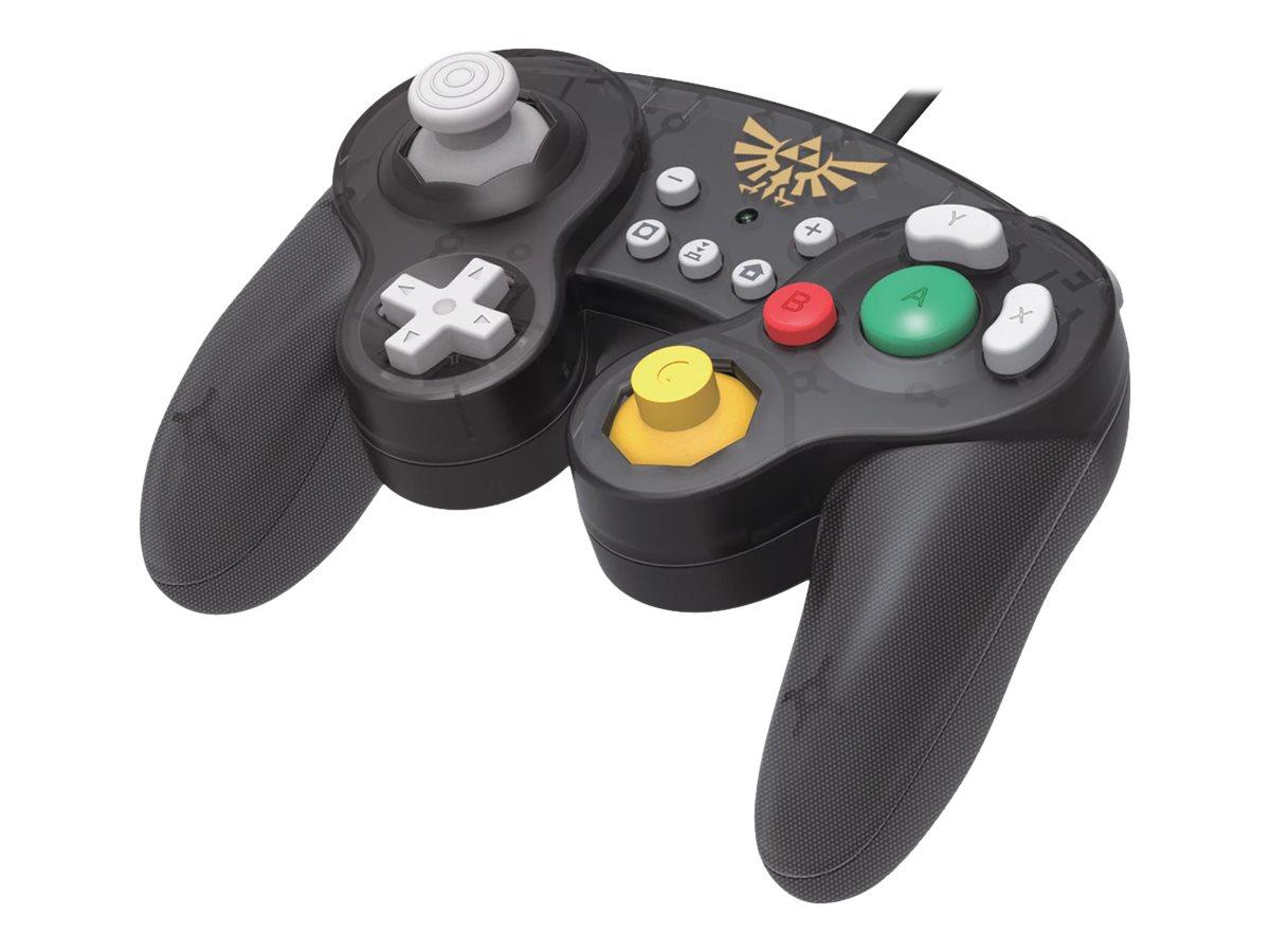 HORI Battle Pad (Zelda) - Game Pad - kabelgebunden - für Nintendo Switch