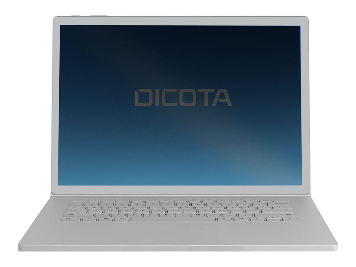 Dicota Secret 4-Way - Notebook-Privacy-Filter - Schwarz - für Lenovo ThinkPad X1 Yoga (1st Gen) 20FQ, 20FR