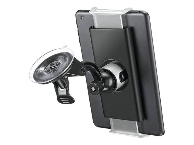 Vogel's TMS 1050 Tablet Dashboard Pack - Befestigungskit (Halter, Saugnapf, einstellbarer Montagearm) für Tablett - Schwarz - Bi