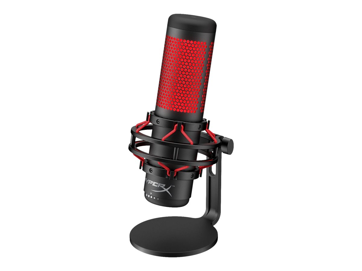 HyperX QuadCast - Mikrofon - USB