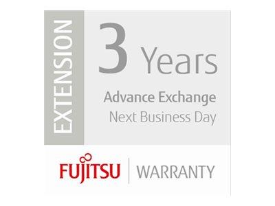 Fujitsu Scanner Service Program 3 Year Extended Warranty for Fujitsu Mobile Scanners - Erweiterte Servicevereinbarung (Verlänger